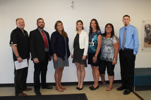 Welcome New Administrators!