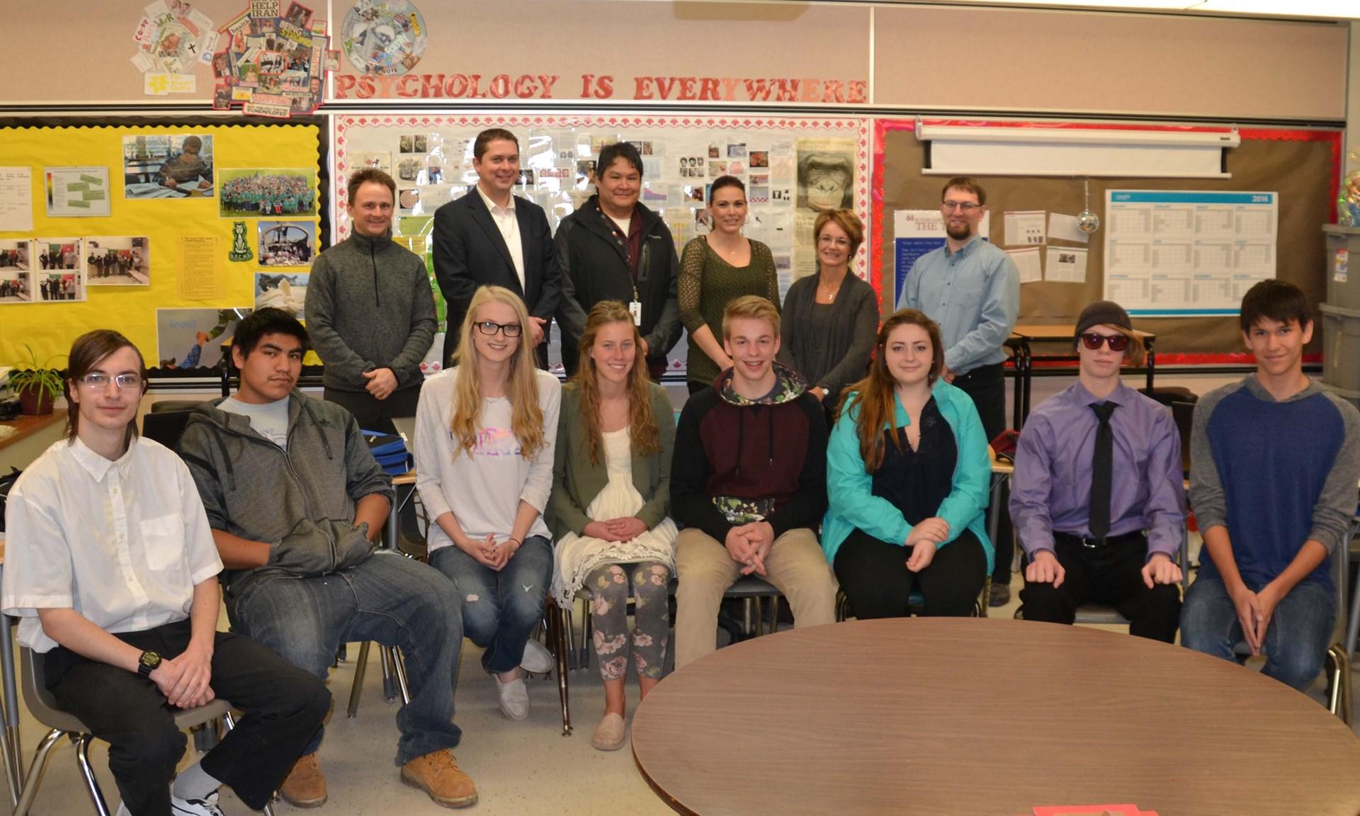 Aboriginal Youth Entrepreneurship Program Mentorship