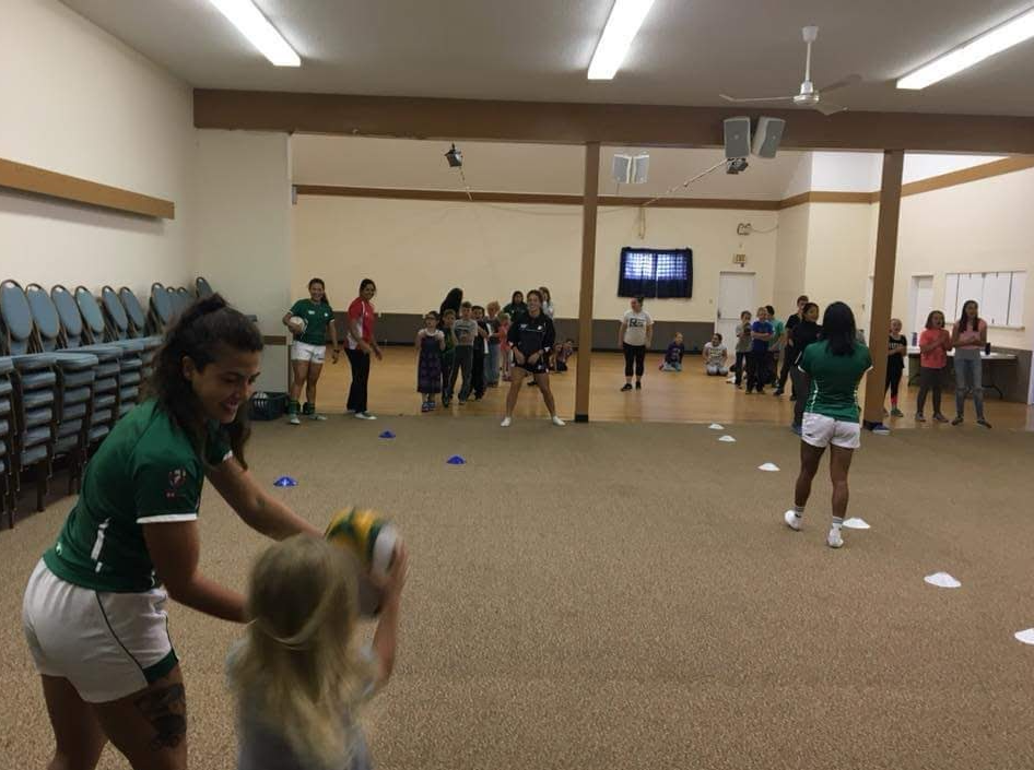 Help with Rugby techniques
