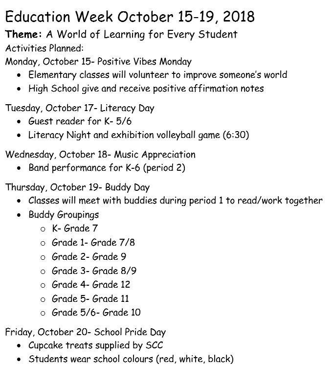 Education Week October 15-19, 2018.JPG