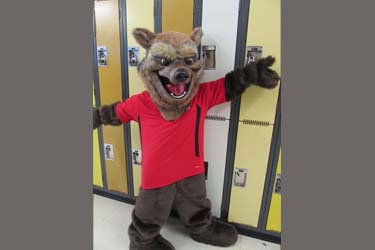 ÉWCS School Mascot