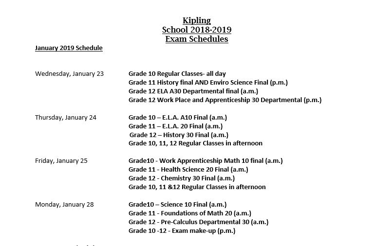 January Exam Schedule.JPG