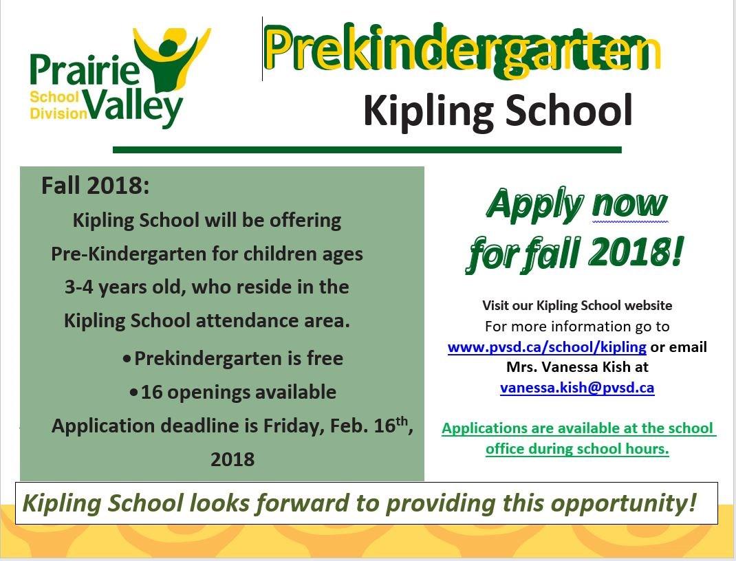 Pre Kindergarten Information.JPG
