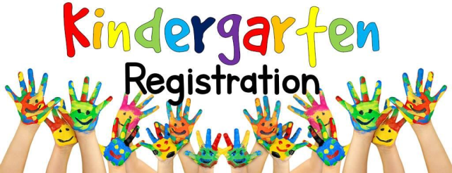 2019/2020 Kindergarten Registration~